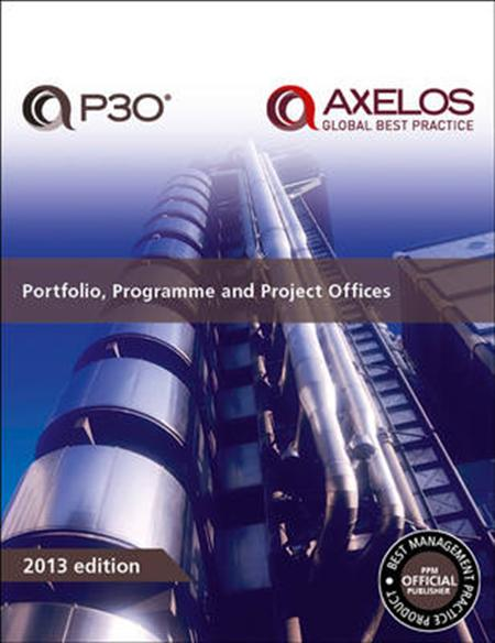 book Portfolio, Programme and Project Offices (P30®) - 2013 edition