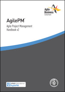agile pm project management book