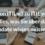 Von ITIL v3 zu ITIL v4: Alles, was Sie über das Update wissen müssen!