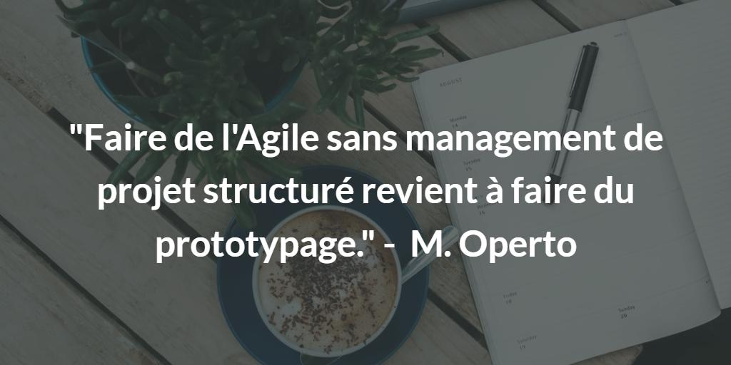 gestion de projet -agile, scrum, itil