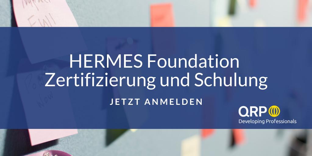 HERMES-Foundation-ZertifizierungSchulung
