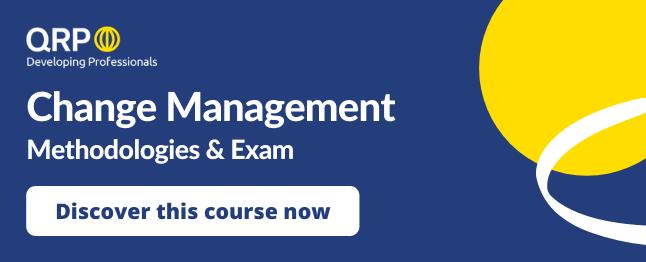Change Management certification methods