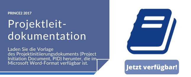 PRINCE2-2017-Projektleitdokumentation