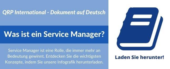 Kostenloses Dokument zum Service Manager