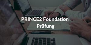 prince2 foundation prufung