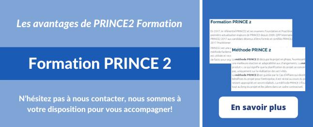 PRINCE2 méthode gestion projet