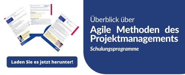 Projektmanagement-Agile-Methoden-Schulungsprogramme