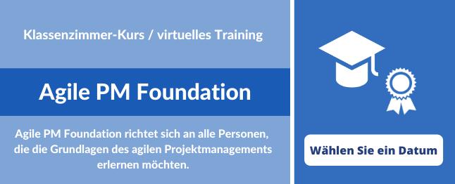 Agile PM Foundation kurse