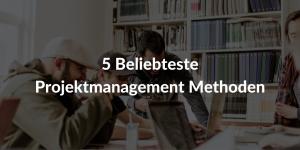 beliebteste-projektmanagement-methoden