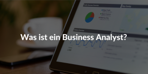 Business Analyst was ist ein BA