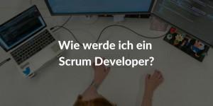 Wer ist der Scrum Developer?