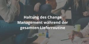 change management ch interview